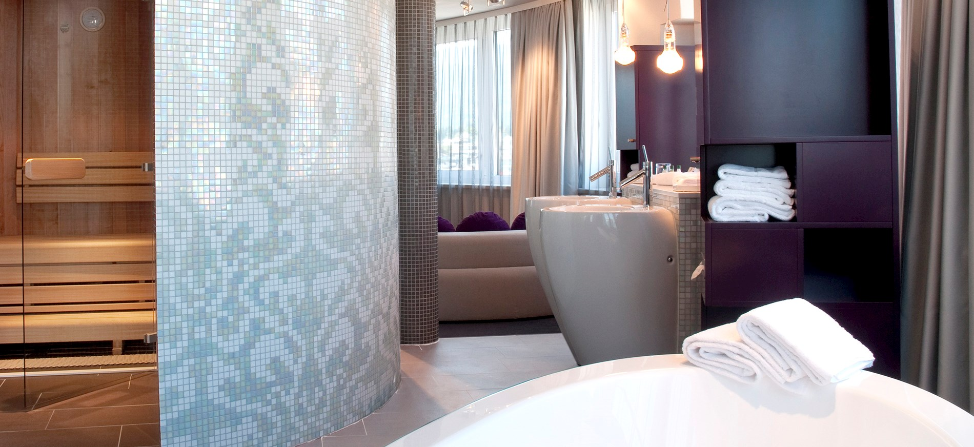 wellness suite, Badezimmer ideen