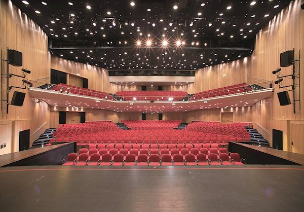 Konferenzsaal im Congress Center Villach